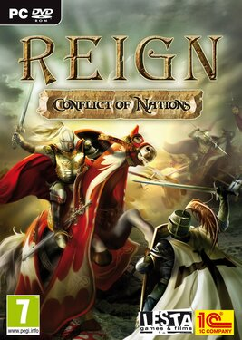 Reign: Conflict of Nations постер (cover)