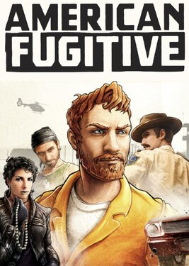 American Fugitive постер (cover)