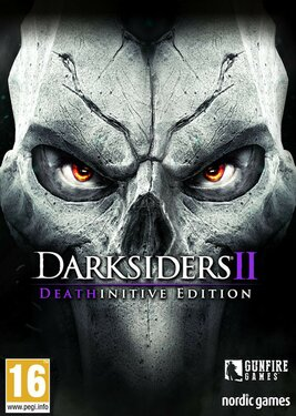 Darksiders II –  Deathinitive Edition постер (cover)