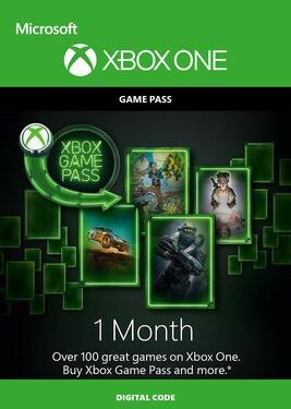 Xbox Game Pass на 1 месяц