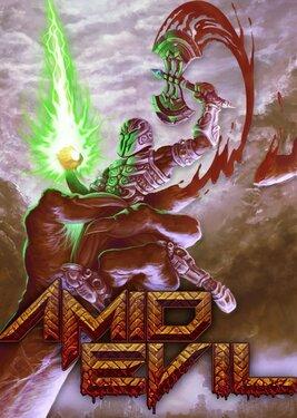 Amid Evil постер (cover)
