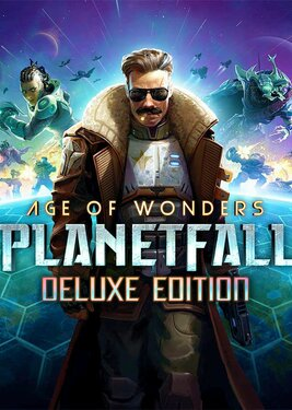 Age of Wonders: Planetfall - Deluxe Edition постер (cover)