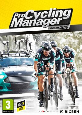 Pro Cycling Manager 2019 постер (cover)