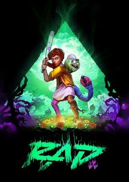 RAD постер (cover)