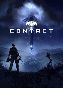 Arma 3 Contact постер (cover)