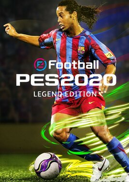 eFootball PES 2020 - Legend Edition постер (cover)