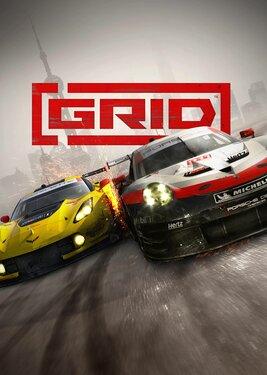 GRID постер (cover)