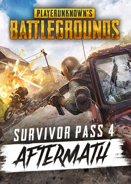 Playerunknown's Battlegrounds – Survivor Pass 4: Aftermath постер (cover)