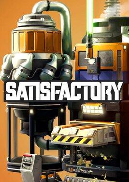 Satisfactory постер (cover)
