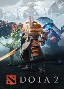 DotA 2 постер (cover)
