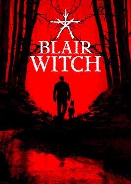 Blair Witch постер (cover)