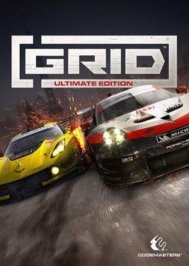 GRID - Ultimate Edition постер (cover)