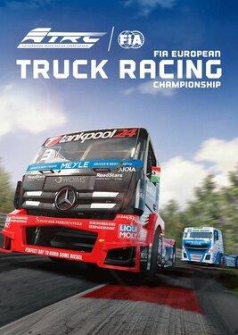 FIA European Truck Racing Championship постер (cover)