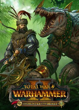Total War: WARHAMMER II - The Hunter & The Beast постер (cover)