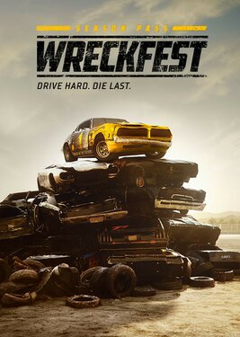 Wreckfest - Season Pass постер (cover)