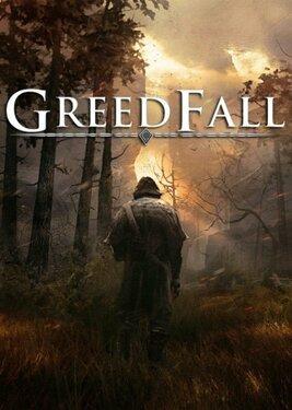 GreedFall постер (cover)