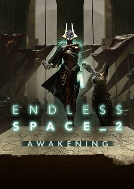 Endless Space 2 - Awakening постер (cover)