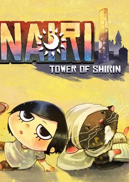 NAIRI: Tower of Shirin постер (cover)