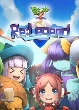 Re:Legend постер (cover)