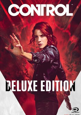 Control - Deluxe Edition постер (cover)