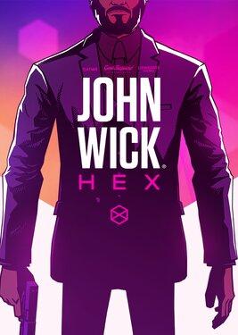 John Wick Hex постер (cover)