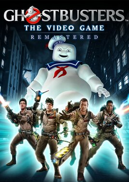 Ghostbusters: The Video Game Remastered постер (cover)