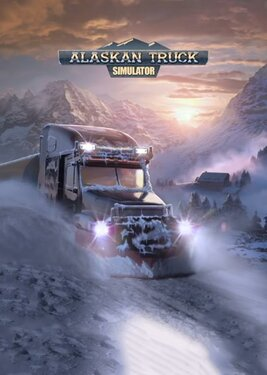 Alaskan Truck Simulator постер (cover)