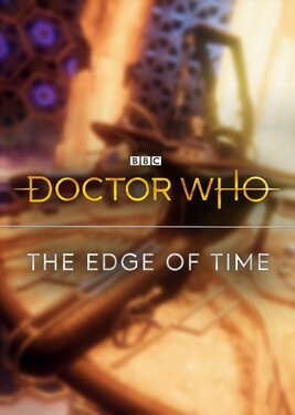 Doctor Who: The Edge of Time постер (cover)