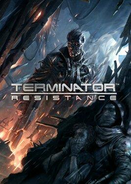 Terminator: Resistance постер (cover)