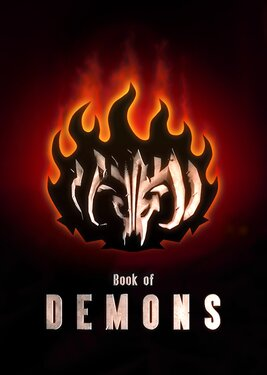 Book of Demons постер (cover)