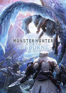 Monster Hunter World: Iceborne постер (cover)