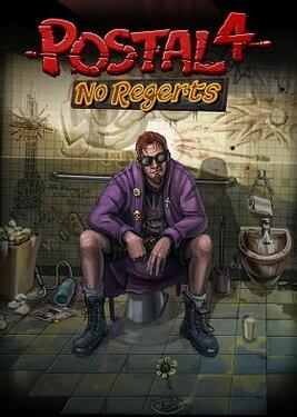 Postal 4: No Regerts постер (cover)