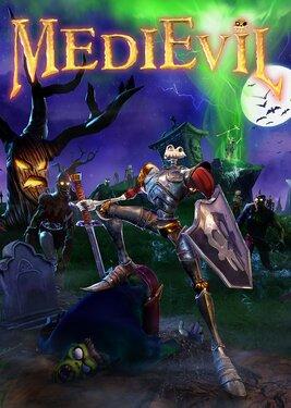 MediEvil постер (cover)