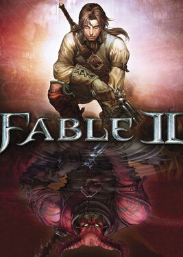 Fable II постер (cover)