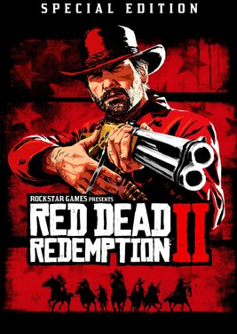 Red Dead Redemption 2: Special Edition постер (cover)