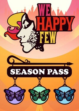 We Happy Few - Season Pass постер (cover)