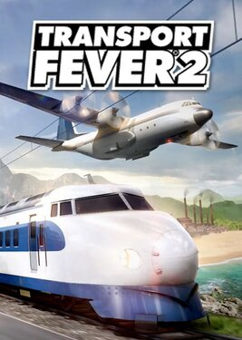Transport Fever 2 постер (cover)
