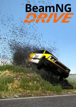 BeamNG.drive постер (cover)