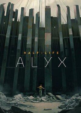 Half-Life: Alyx постер (cover)