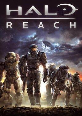 Halo - Reach постер (cover)