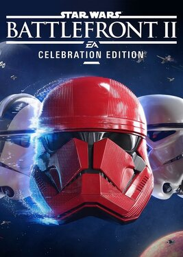 Star Wars Battlefront II:  Celebration Edition постер (cover)
