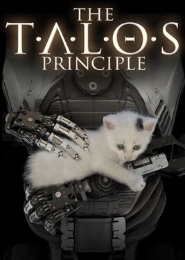 The Talos Principle постер (cover)