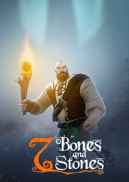 7 Bones and 7 Stones - The Ritual постер (cover)