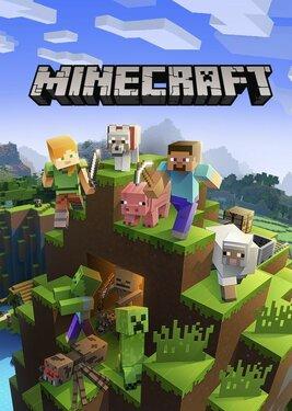 Minecraft постер (cover)