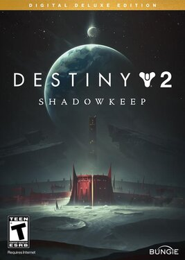 Destiny 2: Shadowkeep - Digital Deluxe Edition постер (cover)