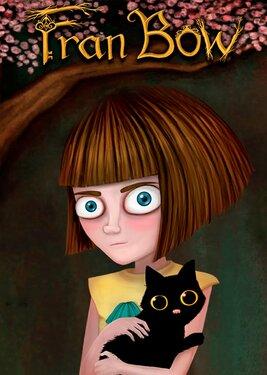 Fran Bow постер (cover)