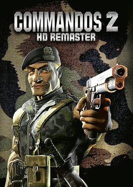 Commandos 2 - HD Remaster постер (cover)