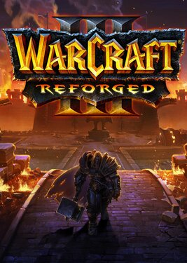 Warcraft III: Reforged постер (cover)