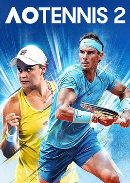 AO Tennis 2 постер (cover)