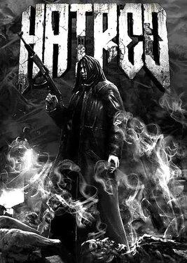 Hatred постер (cover)